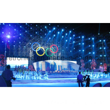 pH16 Outdoor Full Color LED Screen Rental Use in Stage