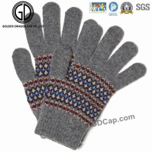 Popular Fashion Hand Warm Winter Dinger Acrylic Colorful Knit Gloves
