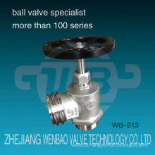 Wb-213 Hv Qrt Ss304 Dn65 Stainless Steel Hydrant Valves China Wenzhou Manufacturer
