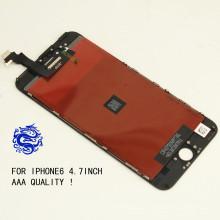Venda quente Barato para iPhone 6 LCD / Montagem de Toque, para o iPhone 6 do Telefone Móvel LCD
