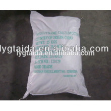 Food Grade--Calcium Citrate(for food industry)