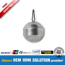 Fray Free Tungsten Drop Schuss Gewicht