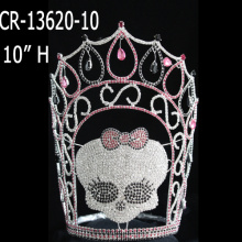 Wholesale Rhinestone Halloween Crown