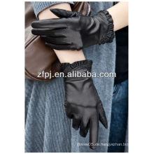 Mode Leder Handschuh für Winter in Lixian