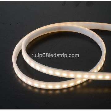 Все в одном SMD3014 120leds 3000K Milky led strip light