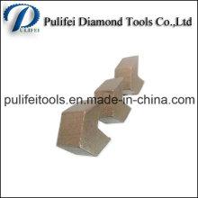Терраццо сегмент поверхности пола Меля для бетона камня