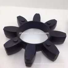 borracha de amortecimento do elastómetro do coxim da selagem do acoplador Junta não padronizada