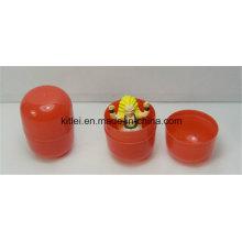 Jouets en plastique de petite capsule en plastique