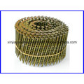 Galvanized Coil Nail for Roofing, Fencing