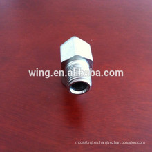 precise machined part