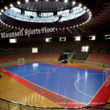 Maunsell Interlock Sports Floor, PP Piso de enclavamiento