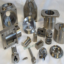 CNC Machining of Stainless Steel Mechanical Parts Components