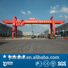 Engineer Available Installation Overseas Double Girder Gantry Crane 10 ton
