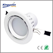 Trade Assurance Kingunion Lighting LED Downlight Series CE CCC 10W