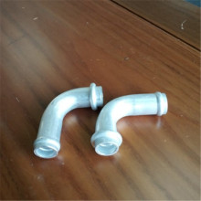 Anodize aluminum manifold tube for heat exchange