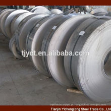 Bobina de fita de aço inoxidável 316L