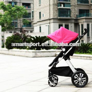 Новая детская прогулочная коляска с многофункциональными функциями