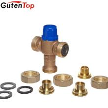 Válvula mezcladora de agua con contenido de plomo Gutentop para componentes del sistema de agua potable