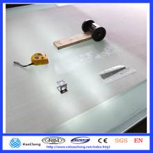 Precio de fábrica de Anping malla tejida de titanio malla 80 Tela de filtro de titanio UNS R50250