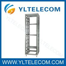 """Open Frame 19"""" trame réseau en Rack 19 pouces Telecoms"""
