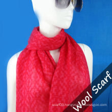 Stoles and Shawls Long Wool Scarf