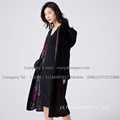 Kopenhagen Mink Fur Reversible Overcoat For Lady