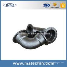 Encaixes de tubulação dútile DTHile do ferro fundido de Huild da fundição ISO9001