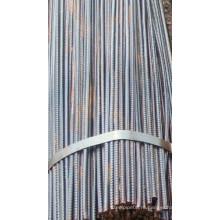 Горячая продажа стальных прутьев и лучшая цена деформированных стальных слитков
