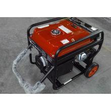 2016 neue Typ Heimgebrauch Kleine Tragbare Benzin 2 kVA Benzin Generator mit Elektrostart und Batterie (FC2500E)