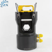 Durability cable crimping head crimper compression power press machine