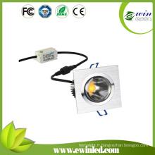 Downlights carrés de l'AC100-240V LED avec du CE RoHS