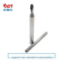 PCD ball nose end mills 2 flute