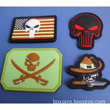 USA Rubber Military Patch for USA