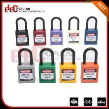 Elecpopular Alibaba China Logo du client 38mm Shackle Safety Padlock