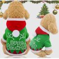 Vêtements d'hiver pour animaux de compagnie pour la fête de Noël