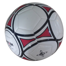 Standard Size Machine Stitched PU/TPU/PVC OEM Soccer Football