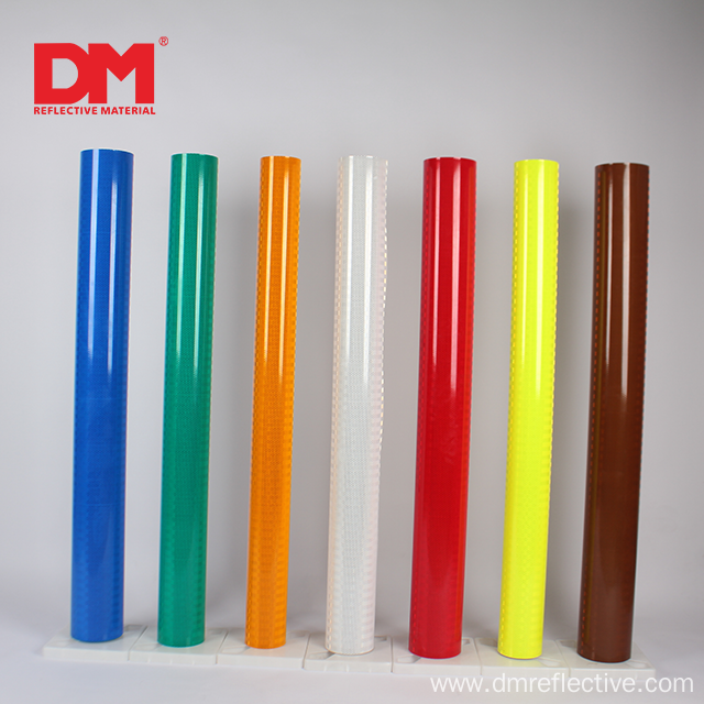 10 Years High Intensity Prismatic Grade Reflective Sheeting