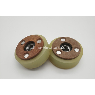 Step Roller for Mitsubishi Escalators 76 * 35 * 6202