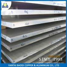 Material de construcción 5083 H116 H32 Marine / Mold Sheet