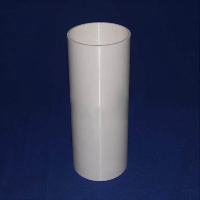 Thin Alumina Ceramic Tube 1