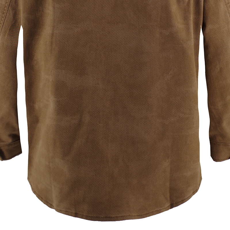 Superb Wearproof Man's  Camel Coat
