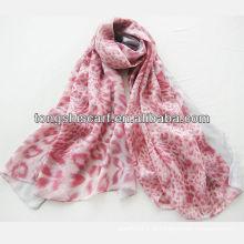 SD336 (160) novo design impresso lenço de seda