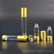 Envasado de botellas de plástico con bomba (NAB24)