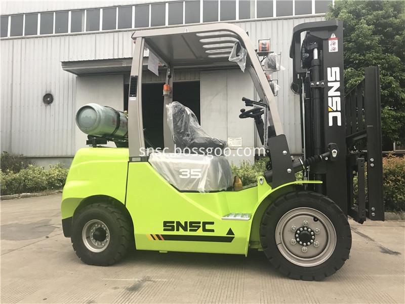 LPG Gas Forklift