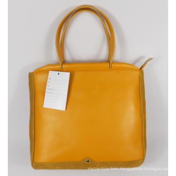 Guangzhou Fashion Design Leather Women Handbag Bag (187)
