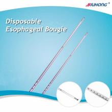 Bougie endoscópico descartável para dilatação de estenose esofágica