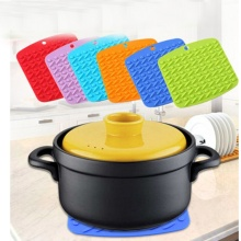 2016 Silicone Heatproof Mat/Silicone Collapsible Mat with High Quality