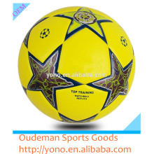 Balón de fútbol de partido / entrenamiento oficial bolas tamaño 5