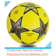 Jogo oficial / bolas de tênis de futebol de treinamento tamanho 5