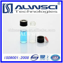 Manufacturing 4ML Clear glass bottle